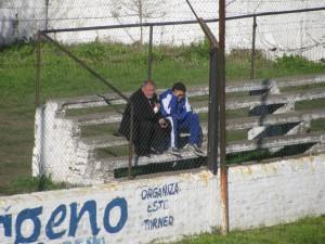 Jorge Diaz, un referente del club que se va por la ventana